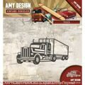 Нож  Find It Trading Amy Design Vintage Vehicles Die Truck ГРУЗОВИК