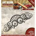 Нож  Find It Trading Amy Design Vintage Vehicles Die Tool Border БОРДЮР ИНСТРУМЕНТЫ